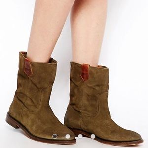 Urban Outfitters H by Hudson Hanwell Slouch Boots
